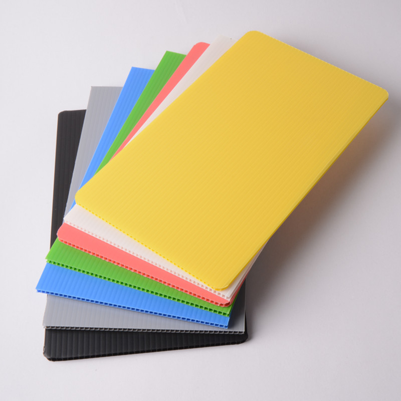 China supplier plastic material for pp board