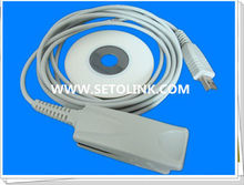 2014 hot sale PC-BASED FINGER SPO2 SENSOR WITH USB CONNECTOR AND FREE SOFTWARE