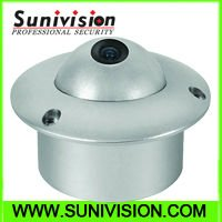 Super Mini 520TVL High resolution security hidden camera 0.1lux / F2.0, 0 lux Minimum Illumination