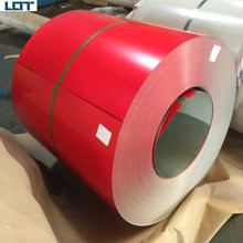 mild hot dipped red ppgi color coated galvanized steel sheet in coil ppgi pre painted hot-dip zinc coated steel coil