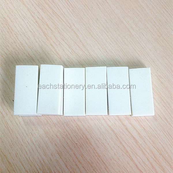 Wholesale Promotional TPR Material Printed Custom Shape Eraser for Student
