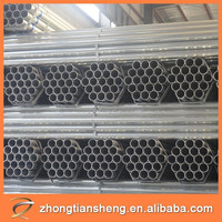 China wholesale market agents galvanized carbon rhs steel tubes