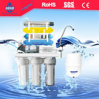 CE Rohs certification revese osmosis water filtration system with KK-RO50G-X