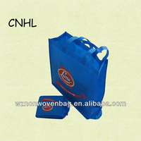 Non woven promotion folding tote bag