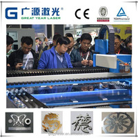 1325 metal laser cutting tools widely used for cars