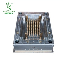 Factory price high quality customized plastic turnover box mould making