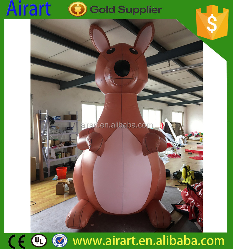 new product lovely inflatable kangaroo costume