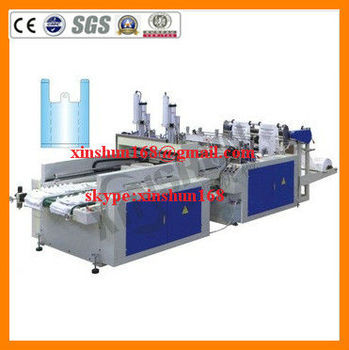 Xinshun Manufacturer hdpe bag machine