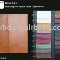 Fashion Pu Leather For Handbags And