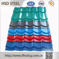 natural stone chip coated metal roof tiles Steel Sheets plate,color corrugated roof sheets