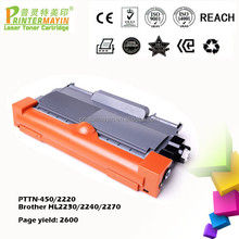 Printer Toner Cartridge TN450 FOR use in Brother HL2230/2240/2270 (PTTN-450/2220)