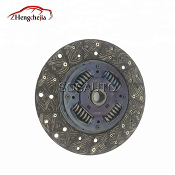 Engine 4D20 4G63 Auto Spare Parts Clutch Plate Size Price For Great Wall 1600200-ED01