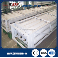 OEM parts for cng cylinder type 4 container trailer