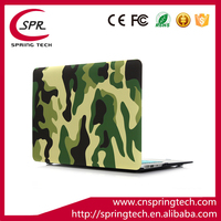 OEM high quality 11.6''' inch water paste injection soft hard PC shell cover case for MacBook Air with good touch feeling