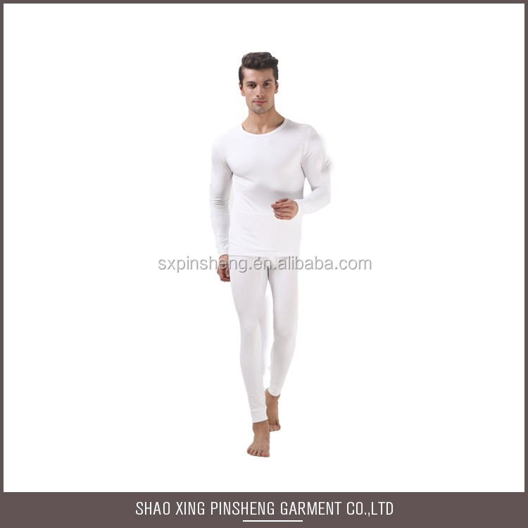Round neck adult one piece long johns