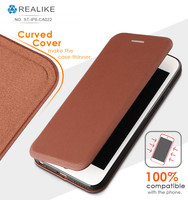 2016 new case for iphone 6s plus, mobile phone accessories wallet leather flip case for iphone 6+