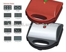 Electric grill sandwich maker/Waffle/Pie/hot dog maker