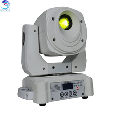 2 % discount WLEDM-03-5B hot 75W LED gobo spot best moving head guangzhou stage light