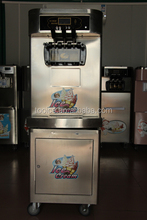 Yogurt freezing yogurt ice cream making machine
