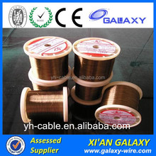 High temperature of Enameled Copper Wire 130C 155C 180C awg