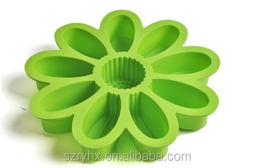 100% Food Grade Silicone ice cube tray baking mat cake mould