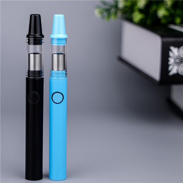 Factory Price Colored Best Big Wax Vapor Portable Pen Style FDA Approved Rechargeable Smoking Vaporizer
