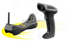 2D RF Wireless Laser Barcode Scanner