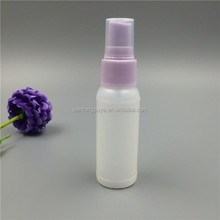 China manufacturer LDPE glasses computer cleaning fluid spray bottle 30ml plastic bottle