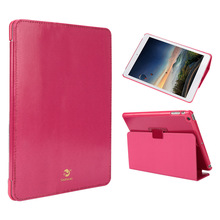 Factory customize super slim smart folio pu leather case for ipad 2 3 4 mini pro 9.7 12.9 , for ipad case folio leather