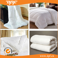 China Brand DPF bedding products duck down duvet