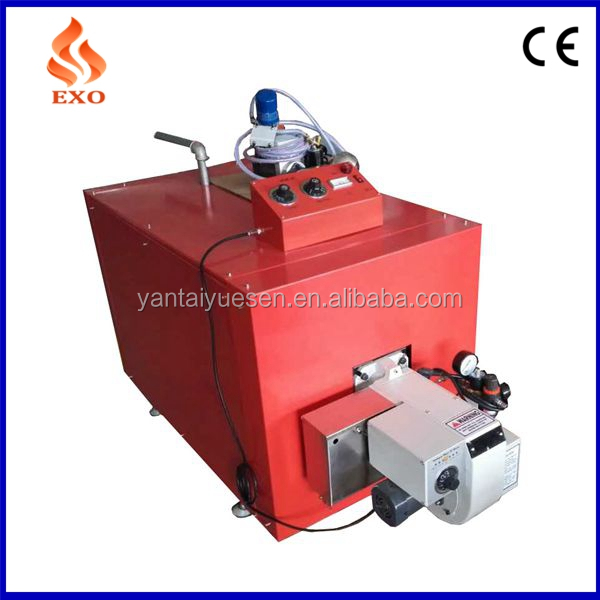 China boiler providers diesel fired boiler