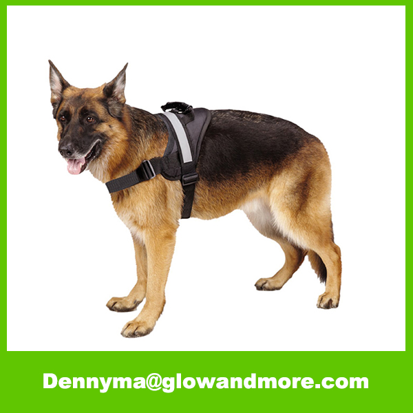 Big Dog Soft Reflective No Pull Harness Dog Harness