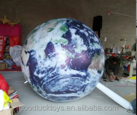 Balloon Type hot large inflatable planet balloon