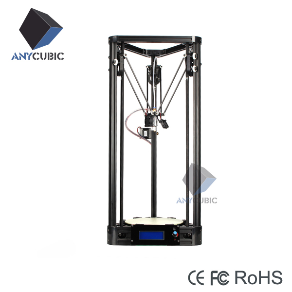 Multifunction professional mini color 3D printer