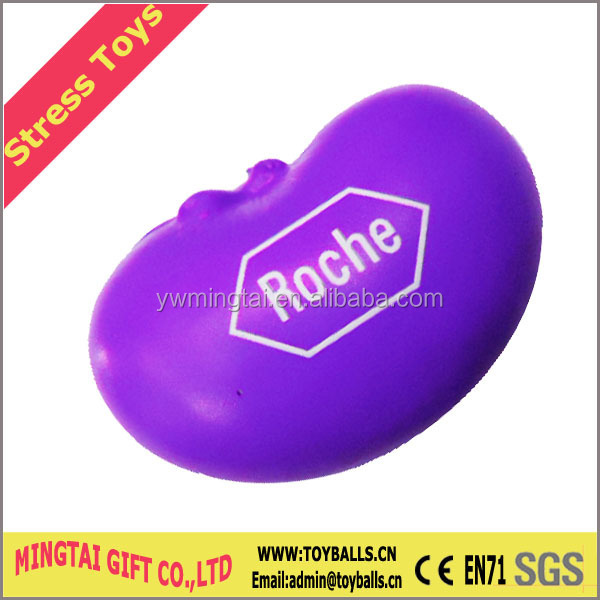 Kidney Shaped Stress Reliever Toys