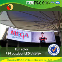 outdoor light rgb digital clock led module small