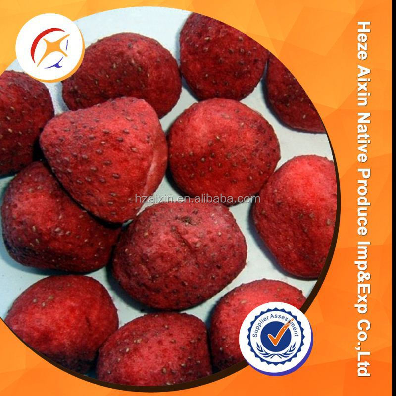 Freeze Dried Strawberry (Whole)Fd Fruits