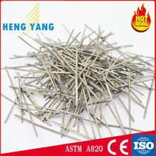 Refractory Material Melt Extracted Stainless Steel Fiber