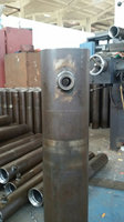 hydraulic cylinder barrel for hydraulic cylinder