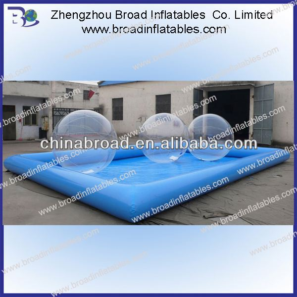 Durable PVC inflatable swimming pool,inflatable pool,inflatable pool platform