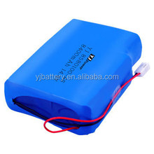 Low price high quality YJ8580100-4s li-ion battery 14.4v 8400mAh small size with high capacity battery