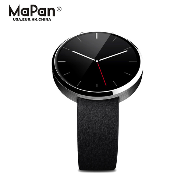 MaPan MW02 China Manufacturer Bluetooth Android Smart Watch With Korea GC0310 Chip