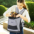 Pattern Front pet carrier