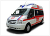 Ford transit superman eye high roof ICU ambulance