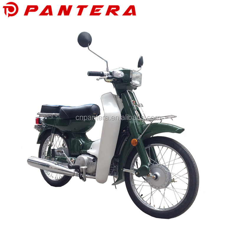 Vintage China Cheap Gas Adult 80cc Moped Motorcycle
