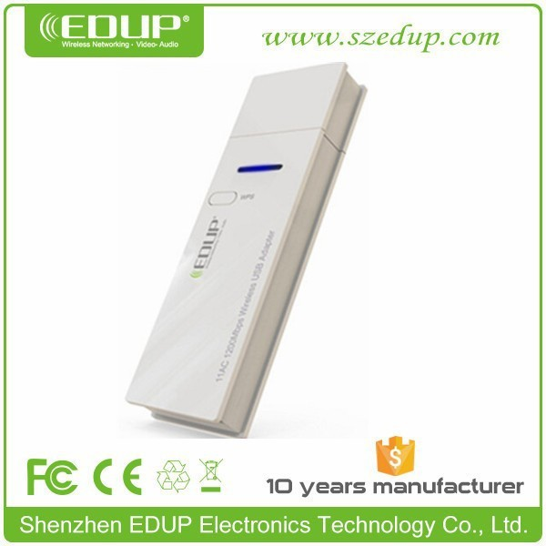 2015 Hottest Networking Accessories 2.4Ghz/5Ghz Dual Band Wireless wifi USB adapter wifi dongle EP-AC1601