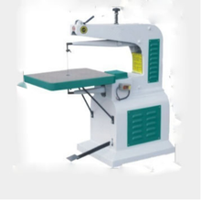 professional and solid high speed scroll saw woodworking machine
