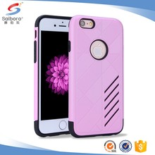 Fashion style TPU+PC for iphone6 case