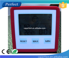 Digital indoor thermometer and hygrometer