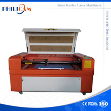100w co2 cnc laser machine for nonmental engraving and cutting with professional design